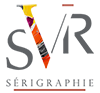Vernis Type Velleda, logo SRV